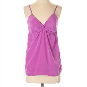Yumi Kim sleeveless silk top NWOT